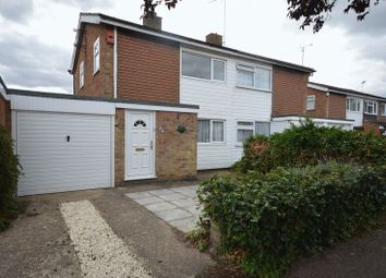 Thumbnail 3 bed semi-detached house for sale in Fairfax Avenue, Luton