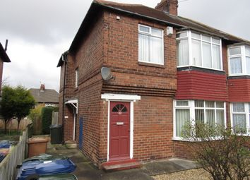 Thumbnail 2 bed flat to rent in Severus Road, Fenham
