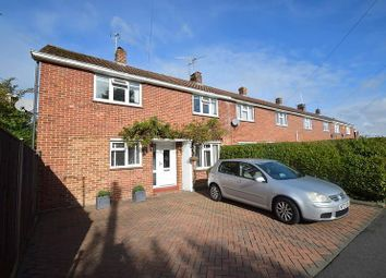 Perrycroft, Windsor SL4. 3 bed end terrace house for sale
