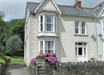 Thumbnail 4 bed semi-detached house for sale in Brecon Road, Pontardawe, Swansea, West Glamorgan