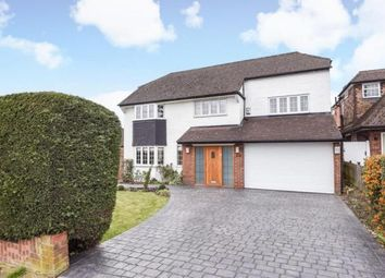 Thumbnail 6 bed detached house to rent in Blackbrook Lane, Bickley, Kent