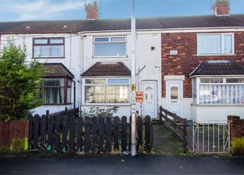 2 bed terraced house for sale in Lorraine Street, Hull, East Riding Of Yorkshire HU8