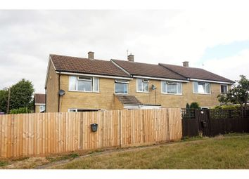 Thumbnail 3 bed end terrace house for sale in Crabtree Lane, Cirencester