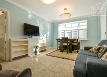 Thumbnail 1 bed flat to rent in Vicarage Court, Kensington