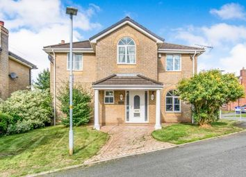 Thumbnail 5 bed detached house for sale in Aspen Wood, Hyde, Greater Manchester, United Kingdom