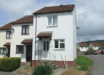 Thumbnail 2 bedroom end terrace house to rent in Long Meadow Drive, Barnstaple