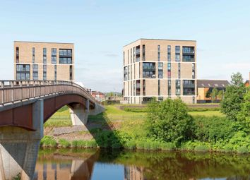 Thumbnail 2 bed flat for sale in London Avenue, Dalmarnock, Glasgow