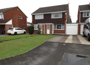 Thumbnail 2 bedroom semi-detached house for sale in Cranleigh Close, Sneyd Park, Willenhall, West Midlands