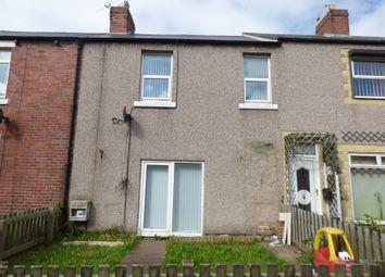 Thumbnail 4 bedroom terraced house for sale in Portia Street, Ashington