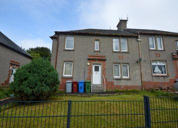2 bed flat for sale in Park Crescent, Strathaven, South Lanarkshire ML10