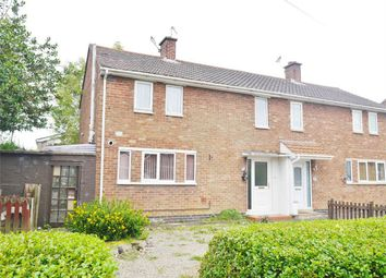 Thumbnail 3 bedroom semi-detached house for sale in Thoresby Road, Acomb, York