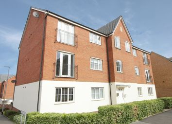 Thumbnail 2 bed flat for sale in Scarsdale Way, Grantham, Lincolnshire