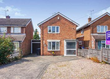 3 bed detached house for sale in Birchover Way, Derby DE22