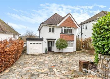 Thumbnail 3 bed detached house for sale in Burntwood Lane, Caterham, Surrey