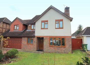 Thumbnail 5 bedroom detached house to rent in Rainsborough Rise, Thorpe St. Andrew, Norwich