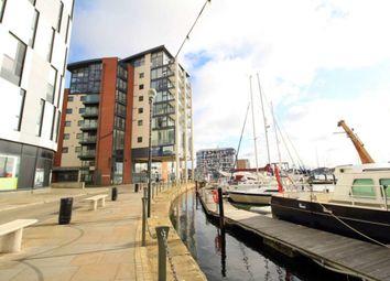 Thumbnail 2 bedroom flat to rent in Neptune Marina, Coprolite Street, Ipswich