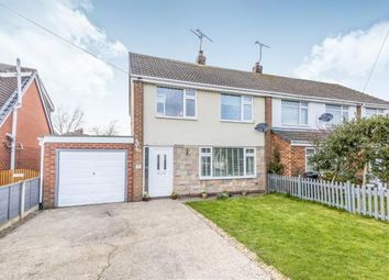 Thumbnail 3 bed semi-detached house for sale in Pinsley View, Wrenbury, Nantwich, Cheshire