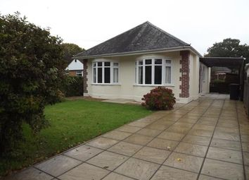 Thumbnail 3 bed bungalow for sale in River Way, Christchurch