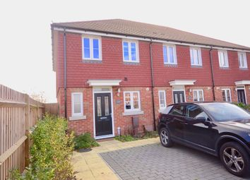 Thumbnail 2 bed semi-detached house to rent in Hangar Drive, Tangmere, Chichester