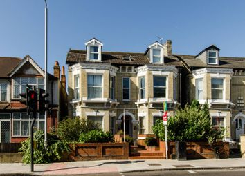 Thumbnail 2 bed flat to rent in Trinity Road, Wandsworth Common