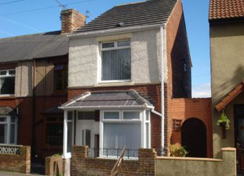 Thumbnail 1 bed terraced house to rent in Church Lane, Ferryhill