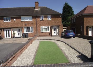 Thumbnail 3 bed end terrace house to rent in Turnley Road, Shard End