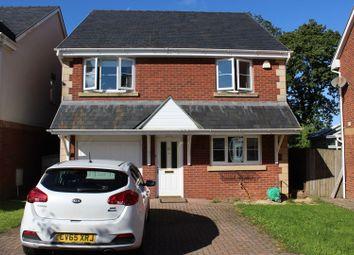 Thumbnail 4 bed detached house for sale in Golwg Y Mynydd, Ammanford
