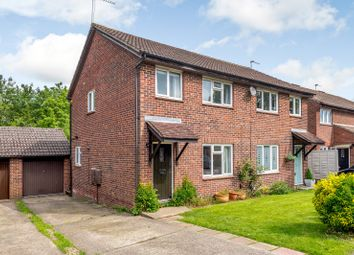 Thumbnail 3 bed semi-detached house for sale in Fitzjohn Close, Guildford
