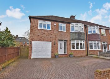 Thumbnail 4 bed semi-detached house for sale in Lichfield Avenue, Hale, Altrincham
