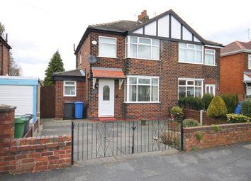 Thumbnail 3 bed semi-detached house for sale in Walton Avenue, Penketh, Warrington