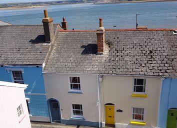 Thumbnail 3 bed terraced house for sale in Irsha Street, Appledore, Bideford