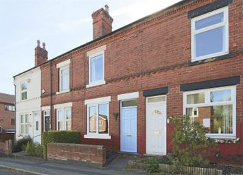 Thumbnail 2 bed terraced house for sale in Henry Street, Redhill, Nottingham