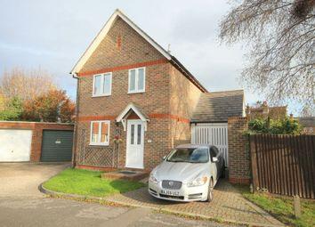 Thumbnail 3 bed detached house for sale in Hardy Close, Horsham