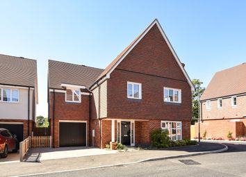 Thumbnail 4 bedroom detached house for sale in Skylark Close, Epsom