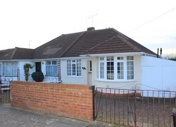 Thumbnail 2 bed bungalow for sale in Strafford Avenue, Clayhall, Ilford