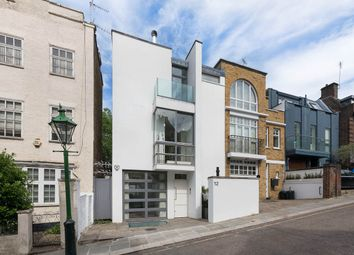 Thumbnail 3 bed terraced house for sale in Aubrey Road, Kensington, London