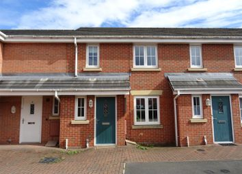 Thumbnail 3 bed town house for sale in William Bees Road, Coalville, Leicestershire