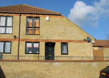 Thumbnail 1 bedroom end terrace house to rent in Hartwort Close, Walnut Tree, Milton Keynes