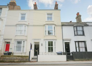 Thumbnail 5 bed town house for sale in Whitstable Road, Canterbury