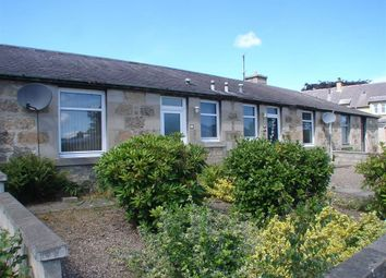 Thumbnail 1 bed terraced bungalow for sale in Maisondieu Road, Elgin, Moray