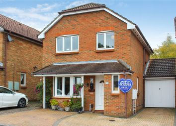 Thumbnail 3 bed link-detached house for sale in Jessett Drive, Church Crookham, Fleet, Hampshire