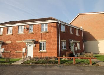 Thumbnail 2 bed maisonette for sale in Goldstraw Lane, Fernwood, Newark, Nottinghamshire.