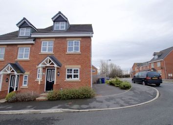 Thumbnail 4 bed semi-detached house for sale in Hirwaun, Wrexham