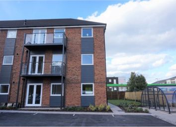 Thumbnail 2 bed flat to rent in Cadet Drive, Shirley