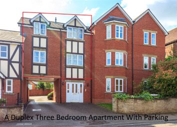 Thumbnail 3 bed flat for sale in Cantilupe Mews, Cantilupe Road, Ross-On-Wye, Hfds