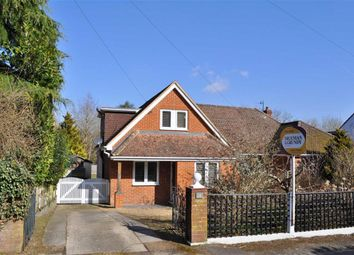 Thumbnail 3 bed semi-detached house for sale in School Lane, Farnham, Surrey