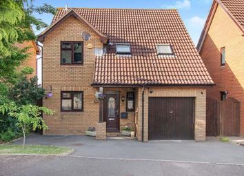 Thumbnail 4 bed detached house for sale in The Hawthorns, Cam, Dursley, Gloucestershire