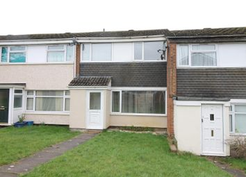 Thumbnail 3 bed property for sale in Nelson Close, Daventry