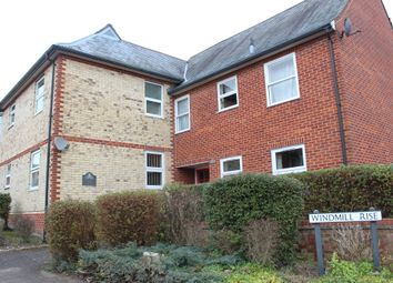 Thumbnail 2 bed flat to rent in Windmill Rise, Bury St. Edmunds