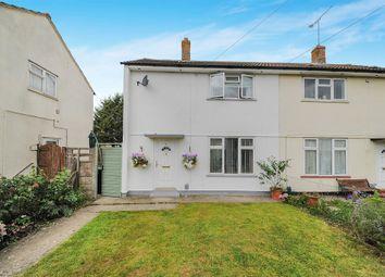 Thumbnail 2 bedroom semi-detached house for sale in Buckhurst Crescent, Swindon